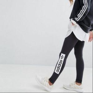Adidas Originals Dark Grey Leggings